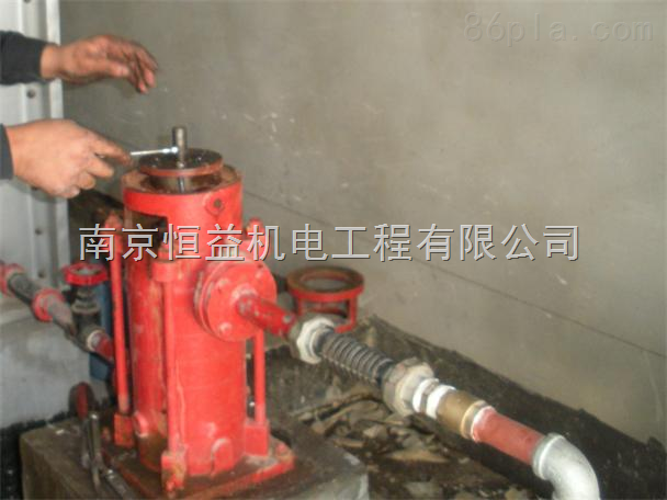 消火栓泵电器试验步骤