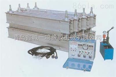 DLQ-1000鑫城胶带硫化接头机