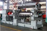 双输出大型橡胶开炼机_青岛橡胶炼胶机