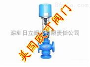 进口电动流量调节阀(高温用调节阀)