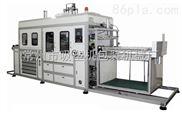 SZZ-100128A型全自动吸塑机(淋水片吸塑机)