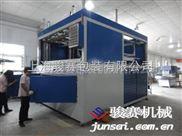 江苏常州ADF-1000单头厚片电视机外壳吸塑机   智能温控调节系统