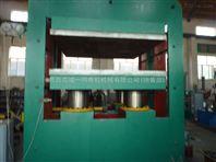650吨框式带推拉硫化机