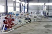 PET塑钢丝拉线机生产线设备机器塑料机械挤出机组