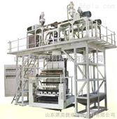 浙江牵引旋转复合膜吹塑机组生产厂家