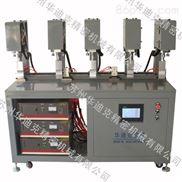 华迪克多头塑料超声波焊接机