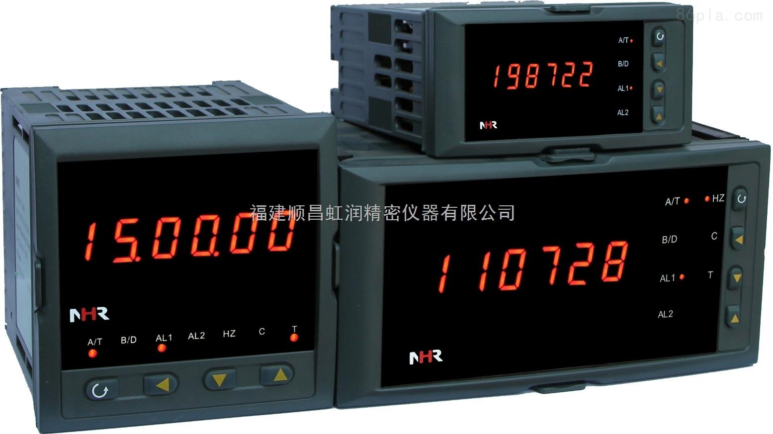 NHR-2400系列频率/转速表