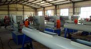 SBG500 HDPE/PP双壁波纹管生产线