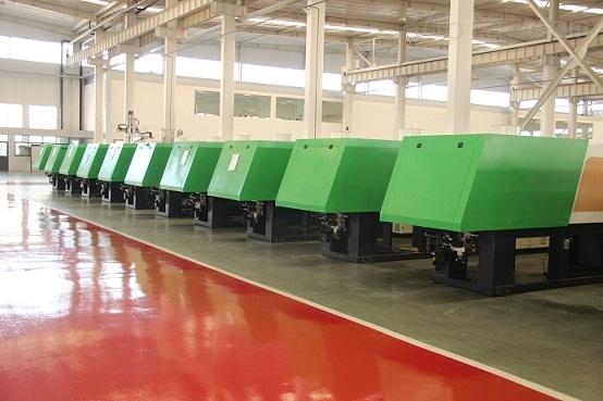 室外环卫垃圾桶机器生产线