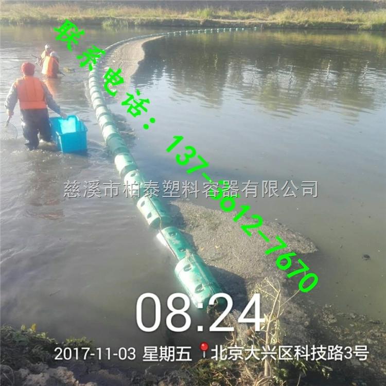 南平水库拦污浮漂聚乙烯浮筒